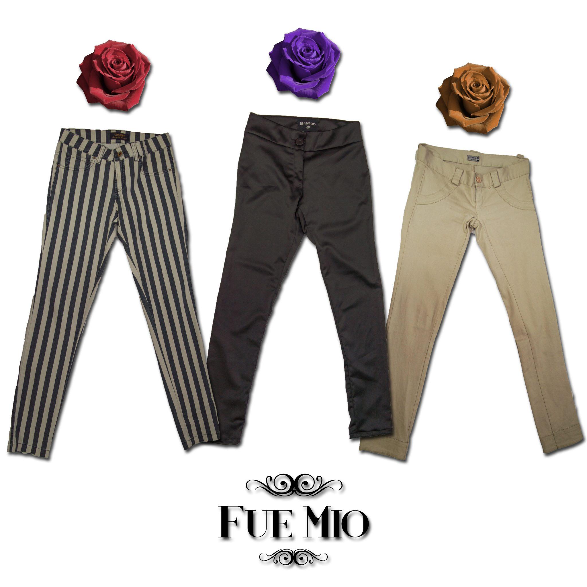 Pantalones: tipos y tips para elegirlos