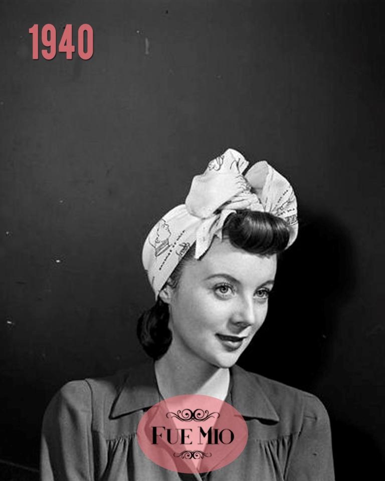 Fue Mio Vintage Pañuelos 40