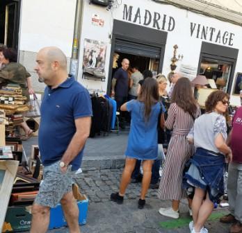 Fue Mio Ferias Vintage Madrid españa