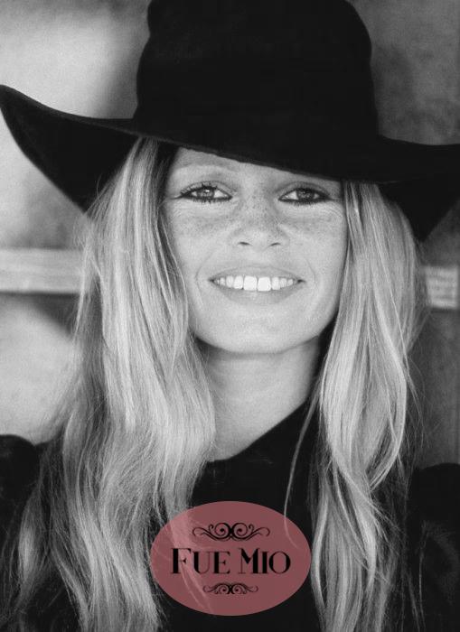 Fue Mio Vintage Iconos Briggite Bardot