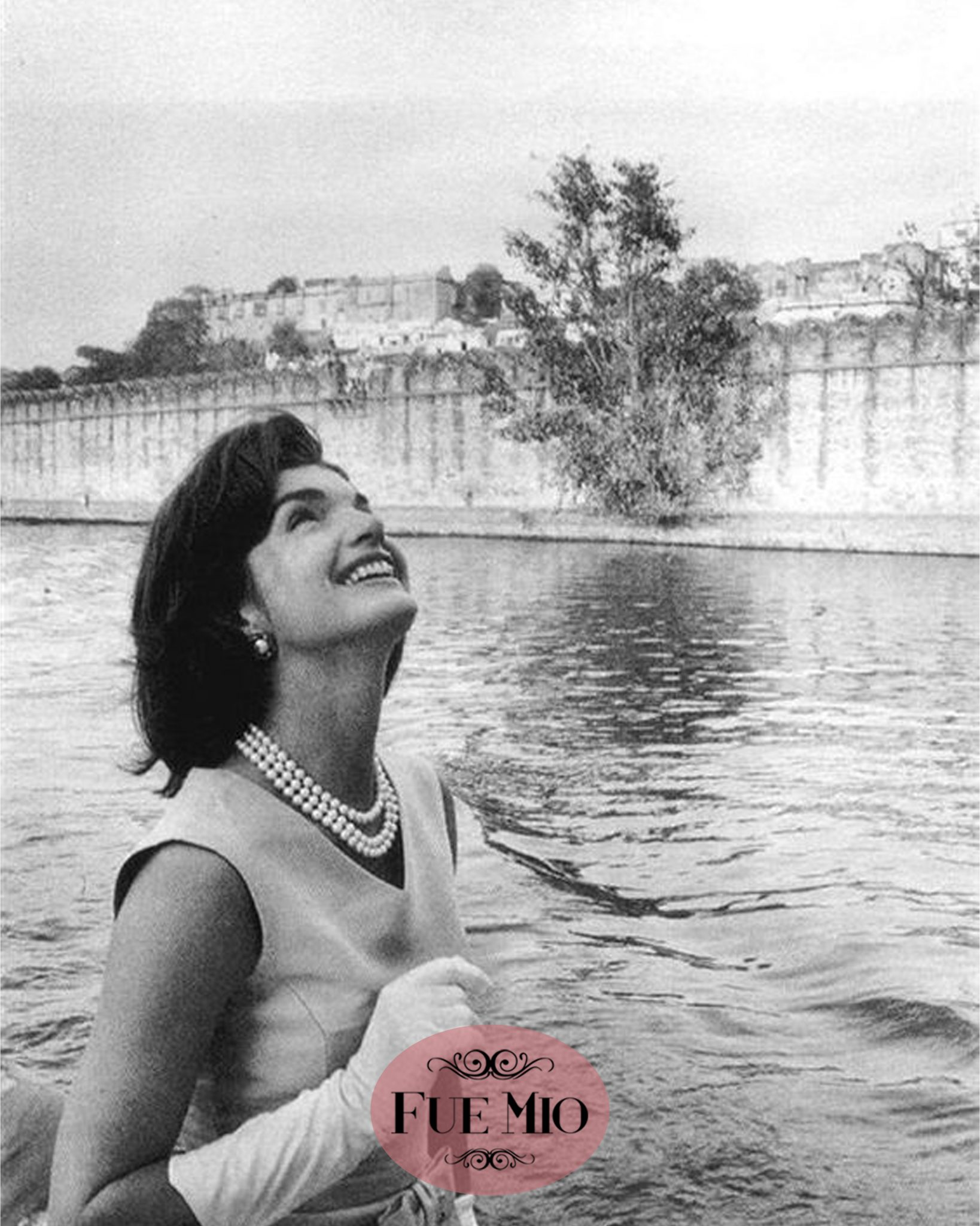 Fue Mio Vintage Iconos Personajes moda Jackie Kennedy