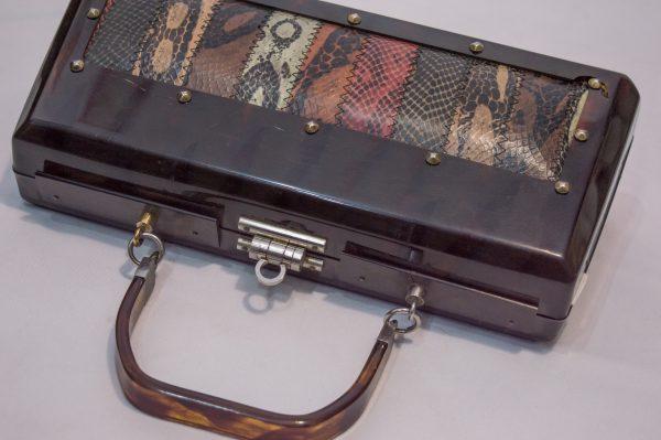 fue mio vintage cartera