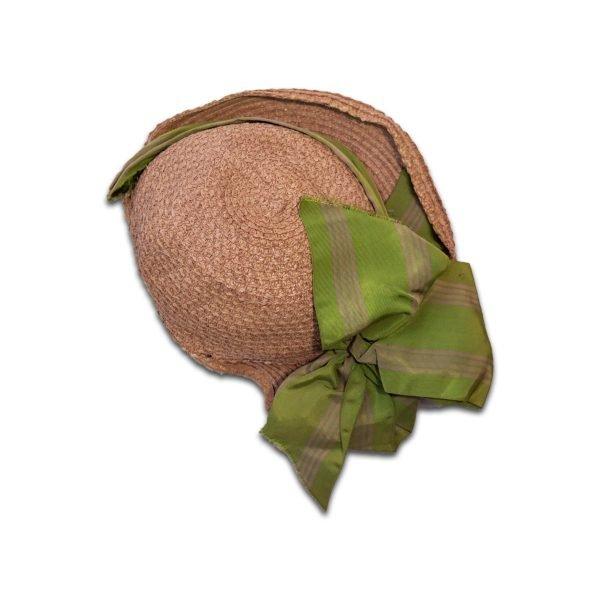 fue mio vintage novia sombrero