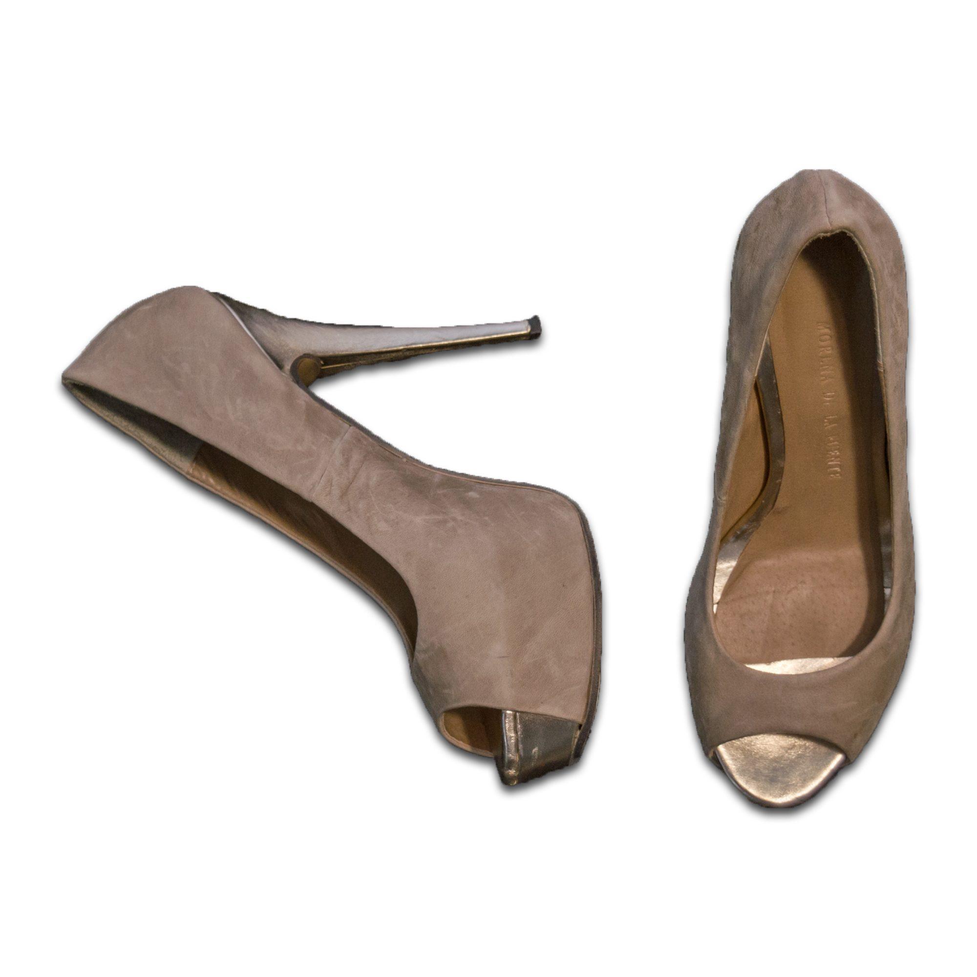 fue mio vintage zapatos