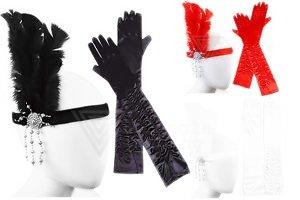 fue mio vintage años 50 guantes