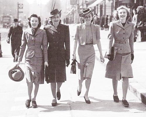 fue mio vintage años 50 mujeres conjuntos