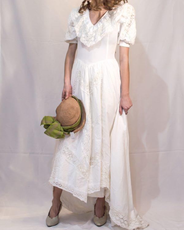fue mio vintage vestido novia boho