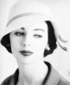 fue mio vintage años 50 sombrero
