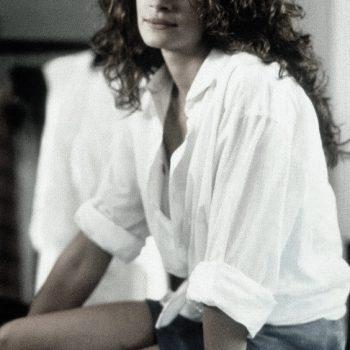 fuemio vintage camisa julia roberts