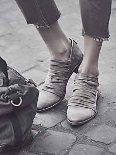 fuemio vintage botas cortas