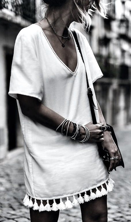 100 Clasicos Moda Vestidito