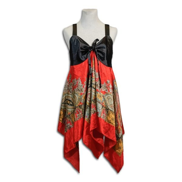 fue mio vintage vestido