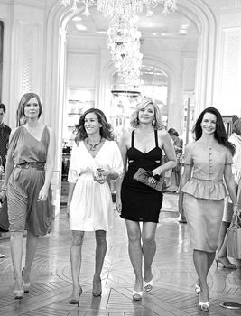 27 lecciones de estilos que aprendimos de Carrie Bradshaw – Sex and the City