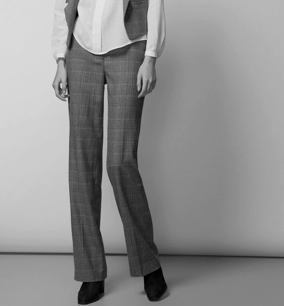 fuemio vintage pantalones tipos modelos