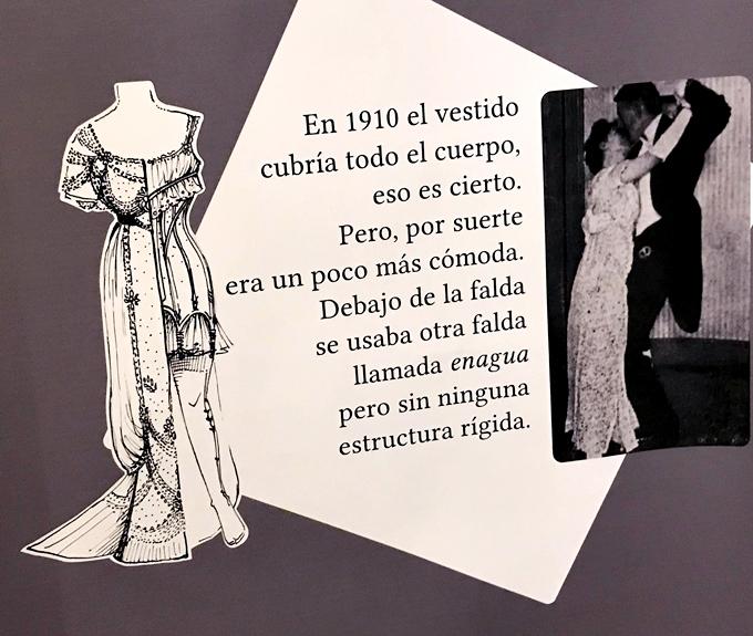 fue mio vintage museo del traje se dice de mi