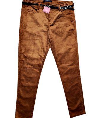 pantalon corderoy tiro medio