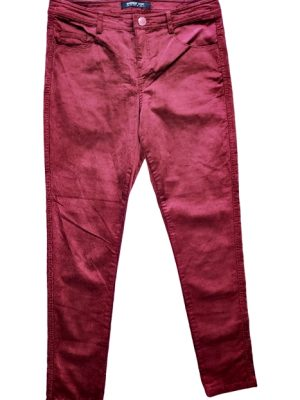 Pantalon corderoy stretch
