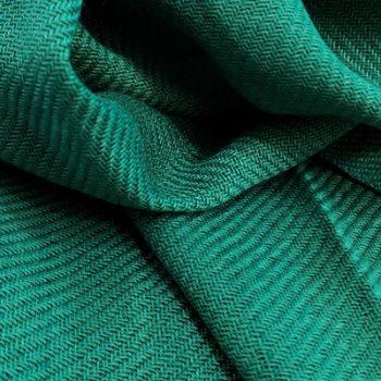 Qué telas se usan en las prendas de abrigo?
