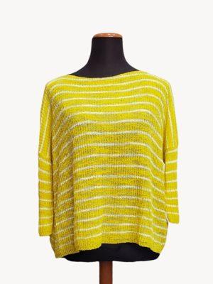Pullover Zara oversize hilo